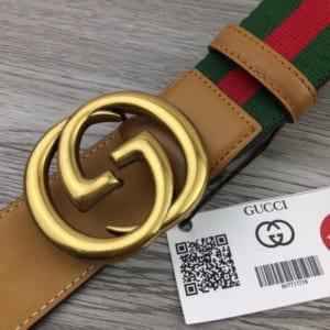 Dây nịt nam Gucci siêu cấp mặt khóa G