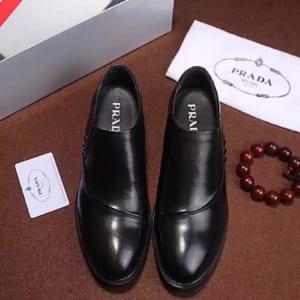 Giày lười Prada siêu cấp đế cao