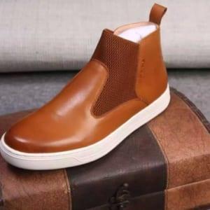 Giày lười siêu cấp Prada cao cổ