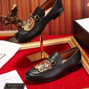 Giày lười Gucci con hổ GLGC 01