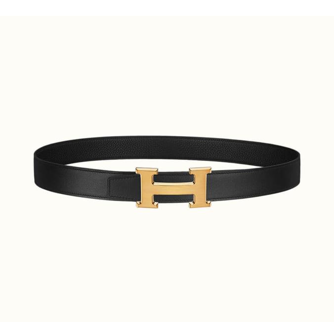 Thắt lưng Hermes like au nam dây họa tiết TLH30