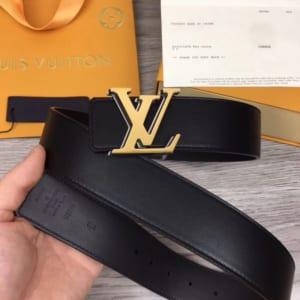 Thắt lưng nam Louis Vuitton hai mặt da trơn TLLV27