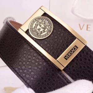Thắt lưng nam Versace siêu cấp mặt chữ nhật