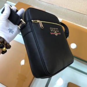 Túi đeo chéo Gucci siêu cấp tím than
