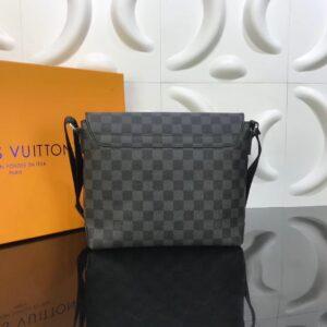 Túi đeo chéo Louis Vuitton like au hoạ tiết caro TDCLV01