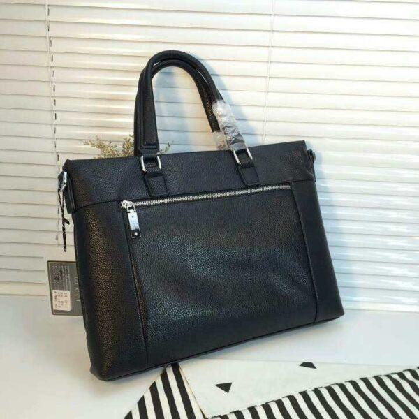 Túi xách Gucci nam xanh đen logo Gucci nổi siêu cấp