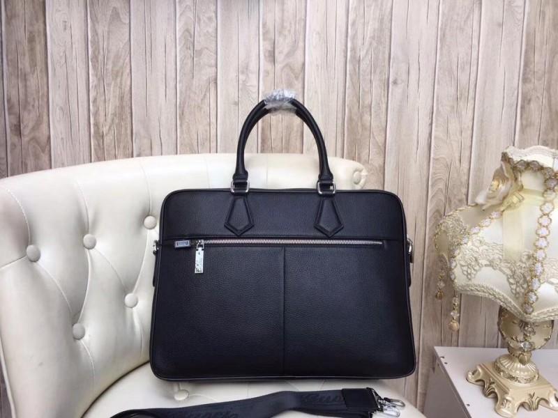 Túi xách nam Gucci đen da sần siêu cấp