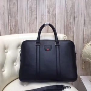Túi xách nam Gucci xanh đen siêu cấp