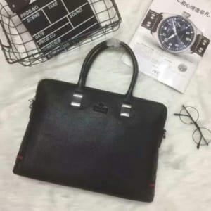 Túi xách nam Gucci siêu cấp xanh đen viền đỏ