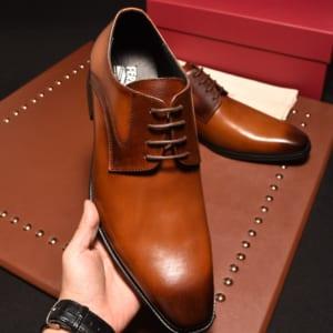 Giày lười Salvatore Ferragamo đế cao siêu cấp