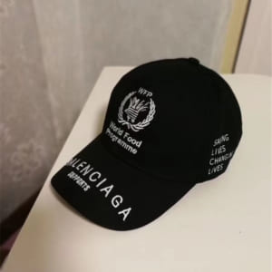 Mũ nam Balenciaga siêu cấp đen