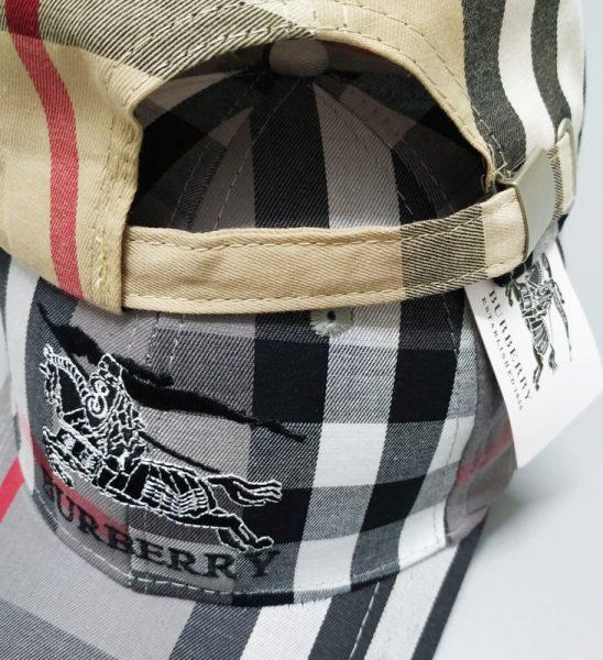 Mũ nam Burberry siêu cấp họa tiết ngựa