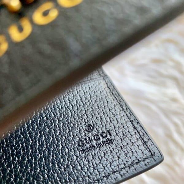 Bóp nam Gucci siêu cấp họa tiết ong
