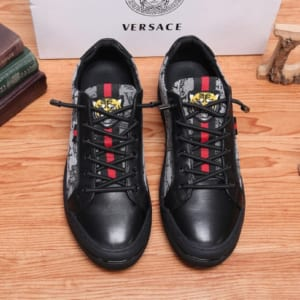 Giày nam Versase siêu cấp họa tiết hổ GNS27