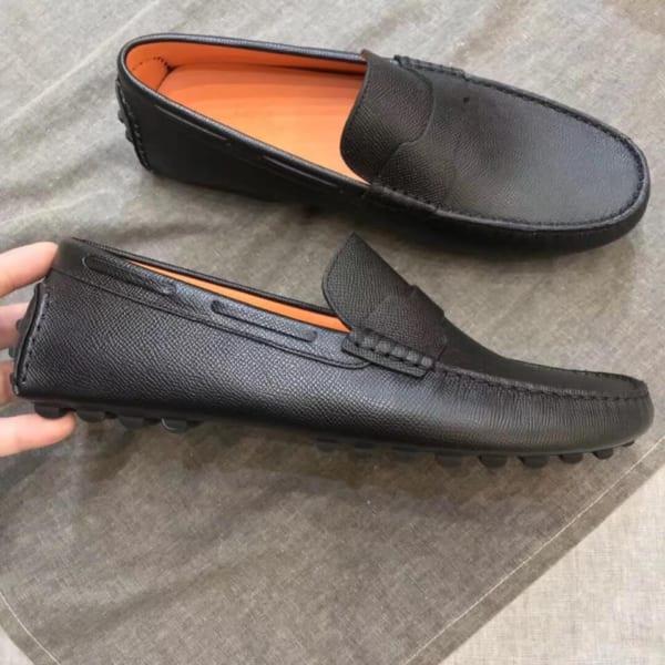 Giày lười Hermes bản likeauth 1:1