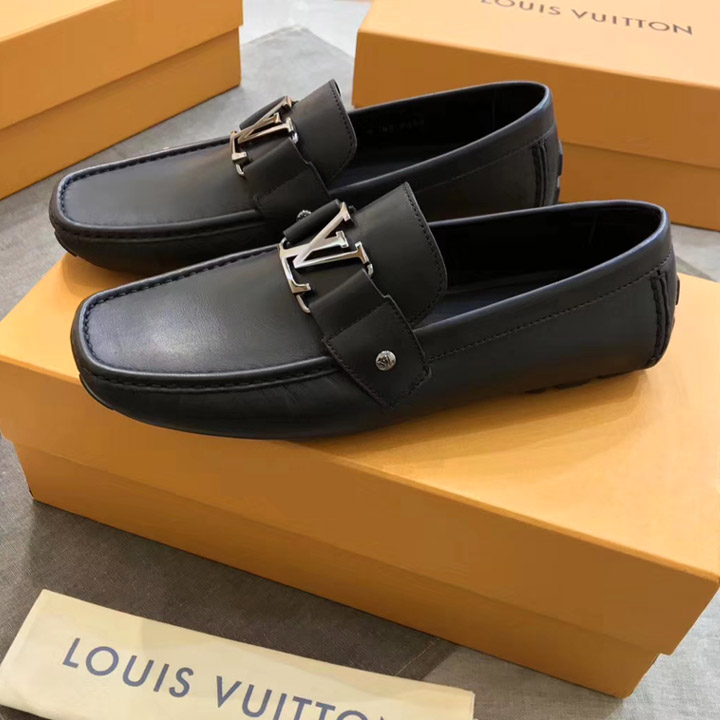 Giày lười Louis Vuitton bản likeauth 1:1