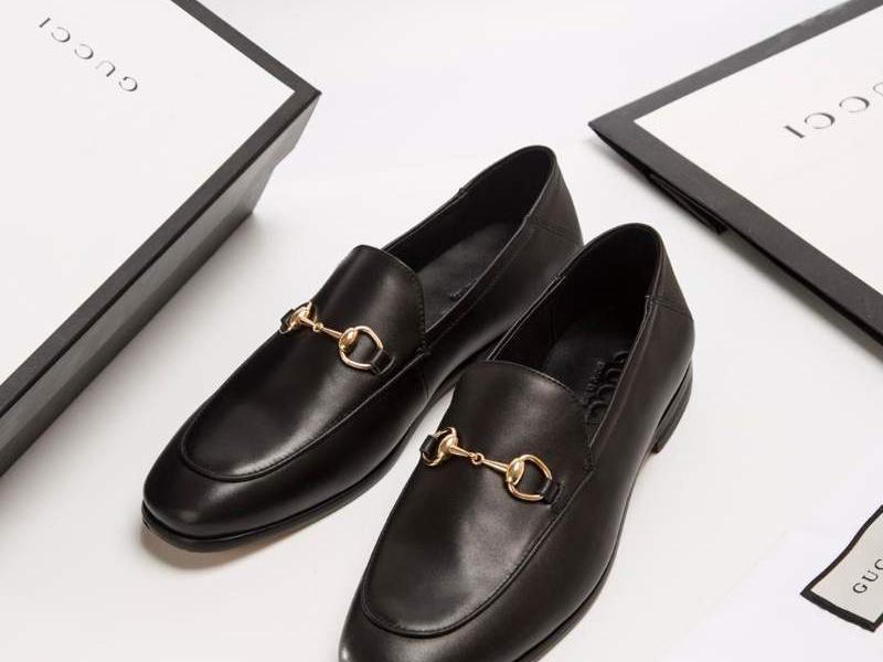 giày lười gucci