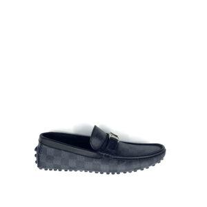 Giày lười Louis Vuitton siêu cấp bản da bò GLLV62