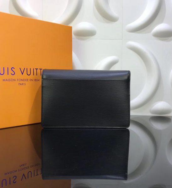 Ví nam Louis Vuitton cầm tay da epi bản likeauth VNLV60