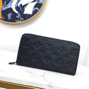 Ví nam Louis Vuitton Like Au họa tiết hoa bản khóa VNLV67