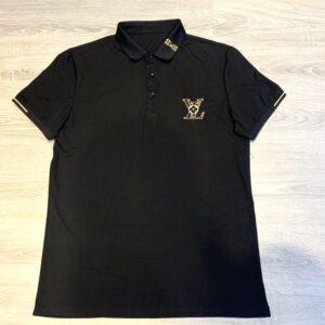 Áo phông Louis Vuitton siêu cấp hoạ tiết logo thêu APLV01
