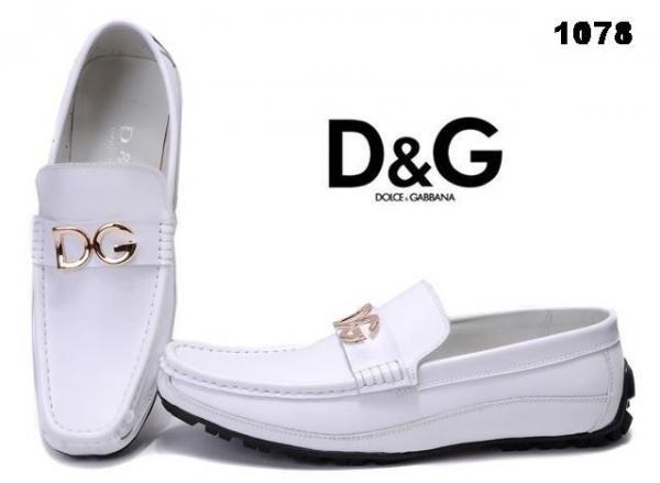 Giày nam Dolce & Gabbana với thiết kế cổ điển và sang trọng