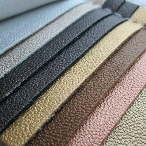 Chất liệu da pu được ứng dụng rộng rãi trong nhiều loại sản phẩm