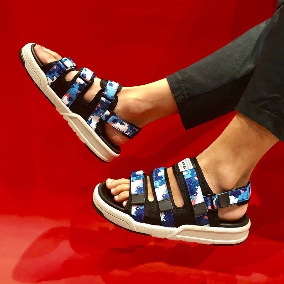 Các mẫu sandal của Vento vừa chắc chắn vừa bắt mắt