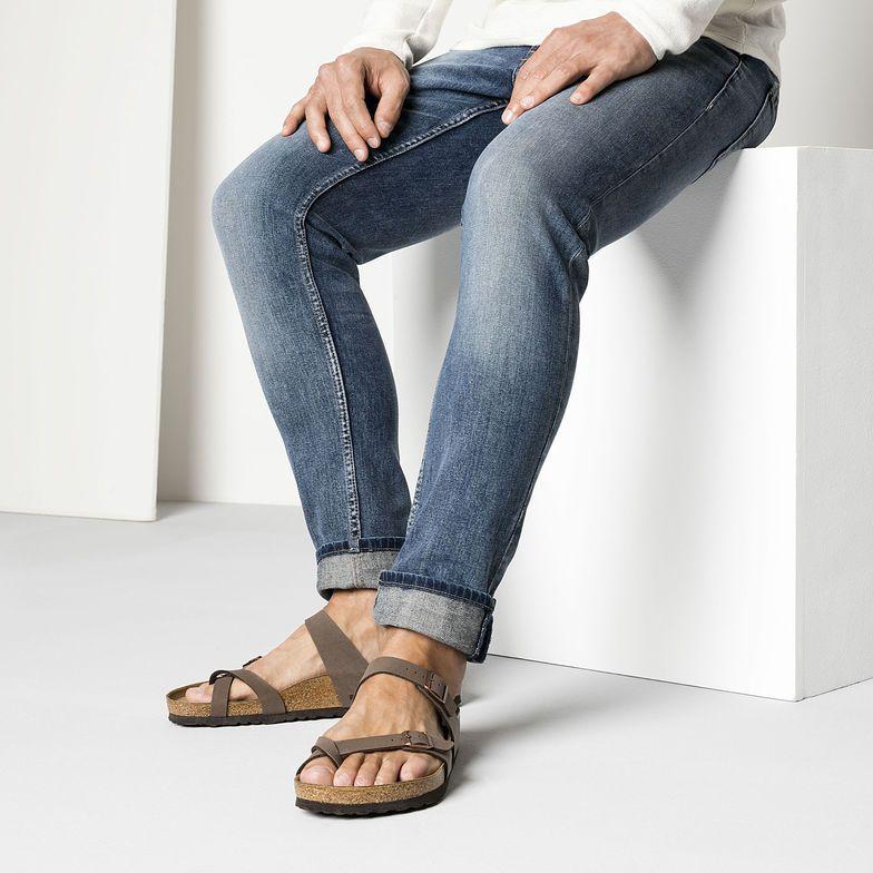 Sandal nam Birkenstock là một đôi dép bảo vệ cho cả sức khỏe người dùng