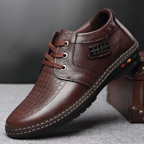Giày tăng chiều cao nam thiết kế sang trọng, đẳng cấp