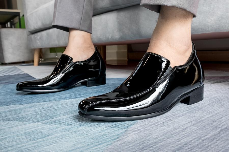 Giày cao cho nam giúp thêm phần tự tin