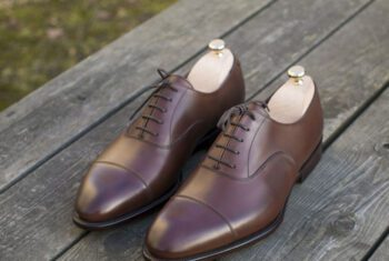 Tìm hiểu về giày tây Oxford và địa chỉ mua giày uy tín