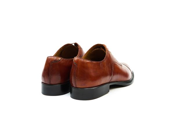 Giày Oxford trơn cơ bản chỉnh chu, lịch sự
