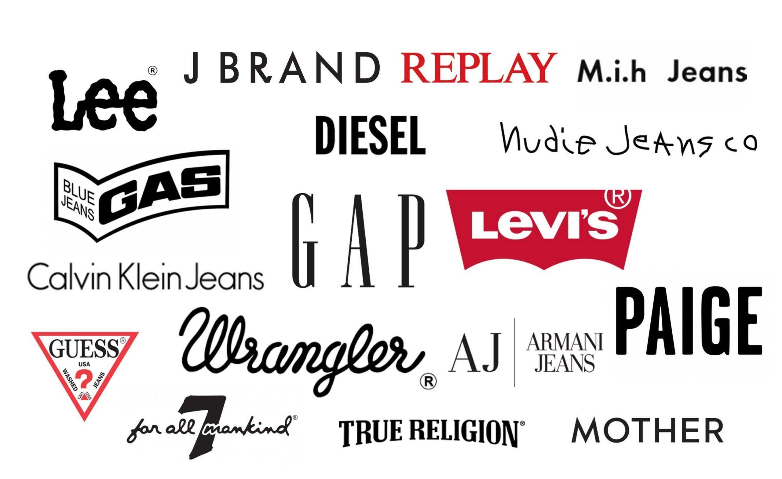 Hình ảnh một số nhãn hàng hiệu