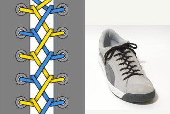 Các kiểu thắt dây giày đơn giản và tiện lợi nhất bạn cần phải biết