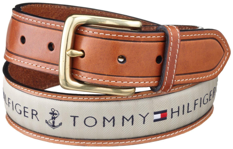Thắt lưng Tommy Hilfiger mang vẻ đẹp sang trọng
